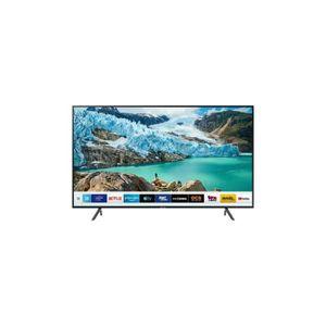 Téléviseur LED SAMSUNG UE55RU7105 TV UHD Noir LED 4K 138 cm Smart
