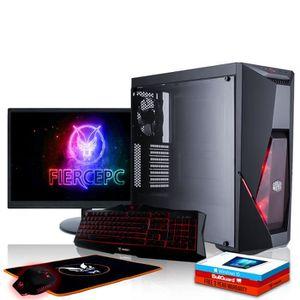 UNITÉ CENTRALE  Fierce ZOMBIE PC Gamer de Bureau - AMD Athlon X4 9