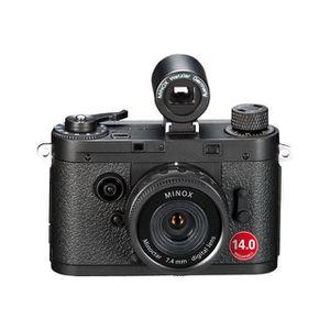 PACK APPAREIL COMPACT MINOX Digital Classic Camera DCC 14.0 Appareil pho