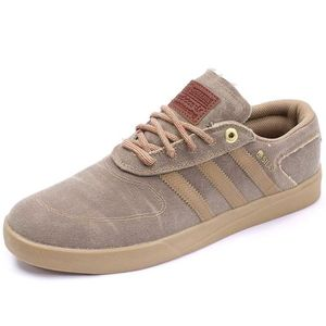 CHAUSSURES DE FITNESS Chaussures Silas Marron Skateboard Homme Adidas