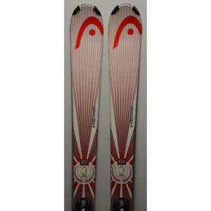 SKI Skis parabolique HEAD Rev 75 - Occasions