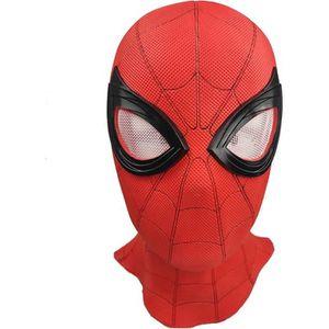 MASQUE - DÉCOR VISAGE Spider-Man Masque Verres 3D Cosplay Super-héros Pr