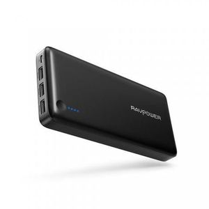 BATTERIE EXTERNE RAVPower Batterie Externe 26800mAh 3 Ports USB, Ch
