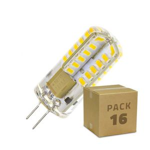 AMPOULE - LED PACK Ampoule LED G4 3W (220V) (16 Un) Blanc Neutre