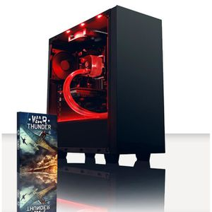 UNITÉ CENTRALE  VIBOX Centre 4.116 PC Gamer Ordinateur avec War Th