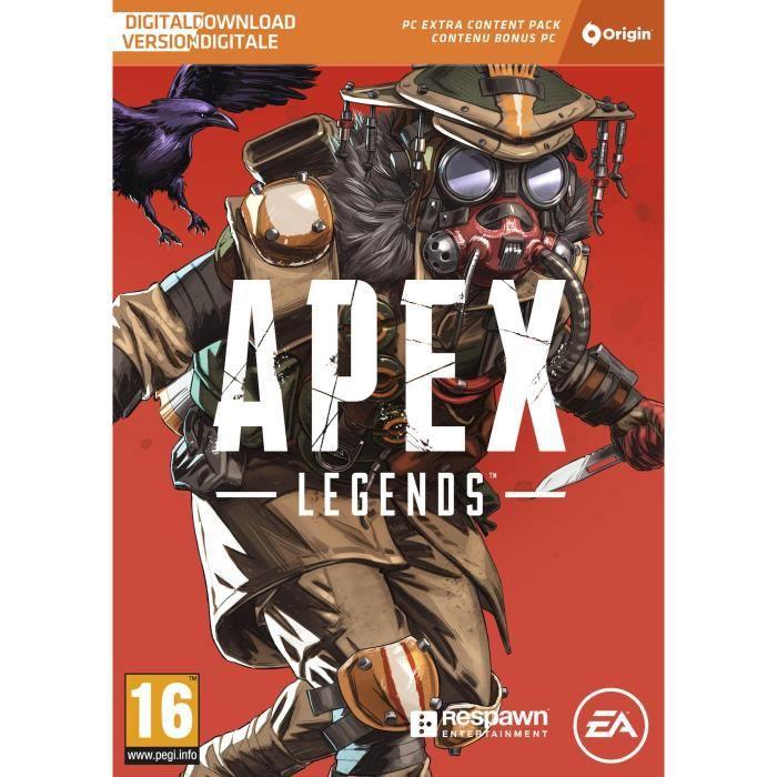 JEU PC Apex Legends Edition Bloodhound - Code de téléchar
