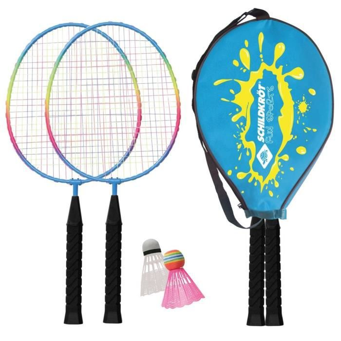 SCHILDKROT Badminton Set Junior