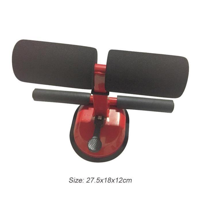 barre pour traction -Remise en forme Abdominale Curl Dispositif Assis Assistant Fitness Perdre Du ...- Modèle: red - ZOAMFWZDA07897