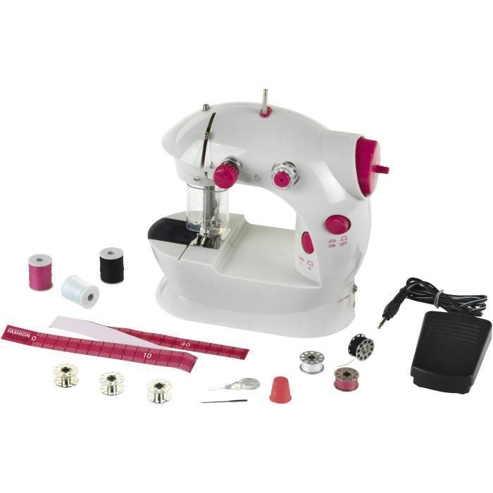 KLEIN - Machine à coudre pour enfants Fashion Passion