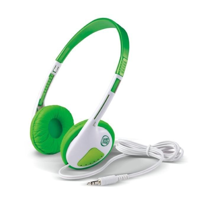 LEAPFROG Casque audio vert LeapPad Explorer