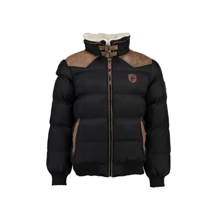 Doudoune Homme Geographical Norway Abramovitch Noir