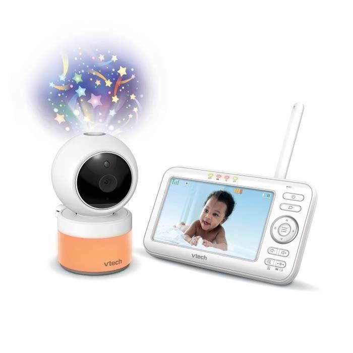 Vtech - Safe & Sound - Babyphone Vidéo Lightshow - BM 5463