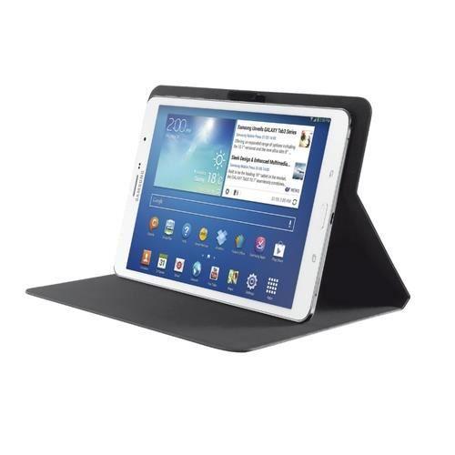 TRUST Aeroo Étui Folio Univ pour Tablette 7/8'' - Noir