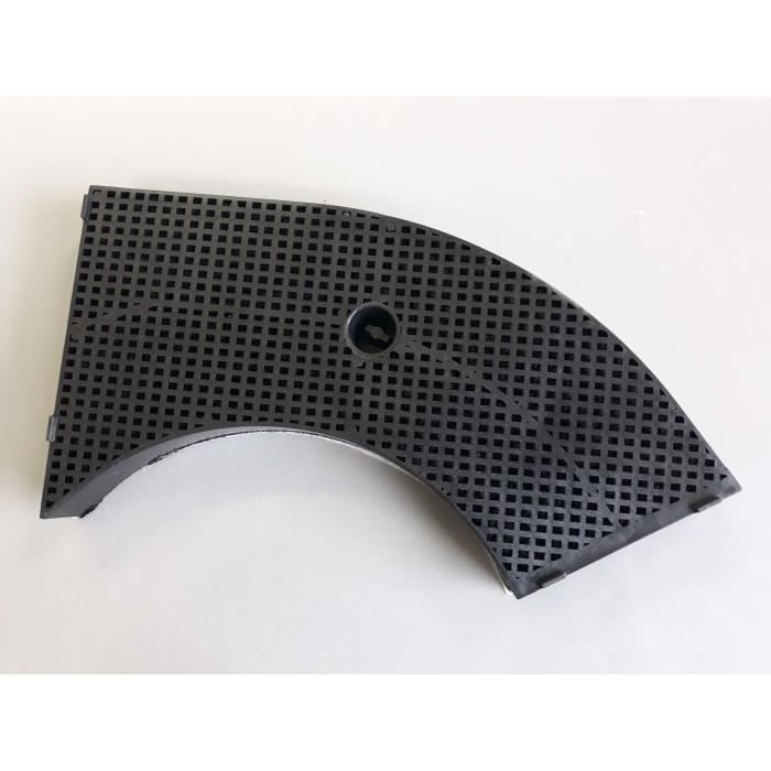 FILTRE CHARBON POUR HOTTE WHIRLPOOL: TYPE 10,CHF85/1,484000008582,AMC859,35602049 ,852988901000