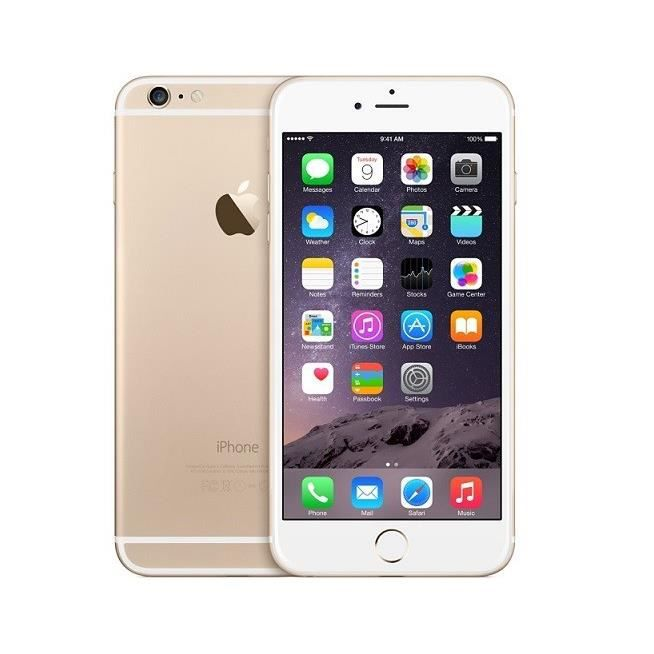 apple iphone 6 plus 16 gb reconditionn a neuf or achat smartphone pas cher avis et meilleur. Black Bedroom Furniture Sets. Home Design Ideas