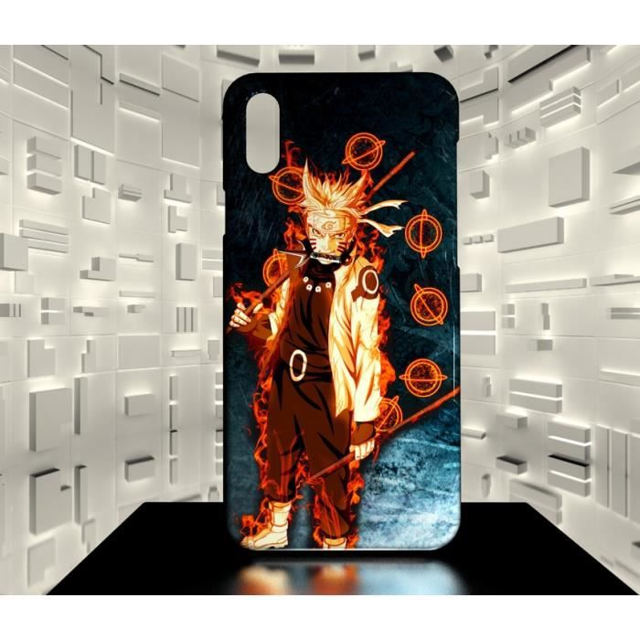 Coque naruto iphone xr