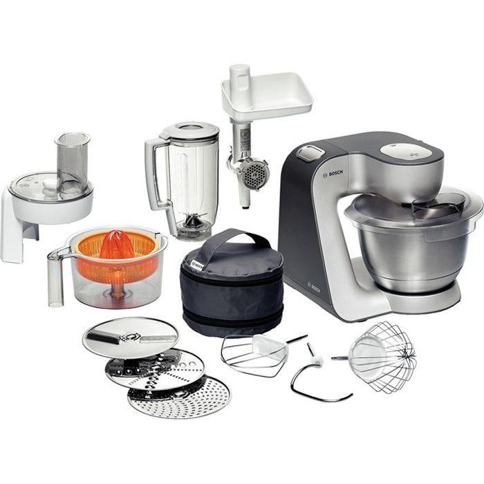 Blanc 500 watt Bosch MUM 4407 Robot de cuisine