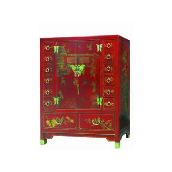 commode chinoise achat vente commode semainier. Black Bedroom Furniture Sets. Home Design Ideas
