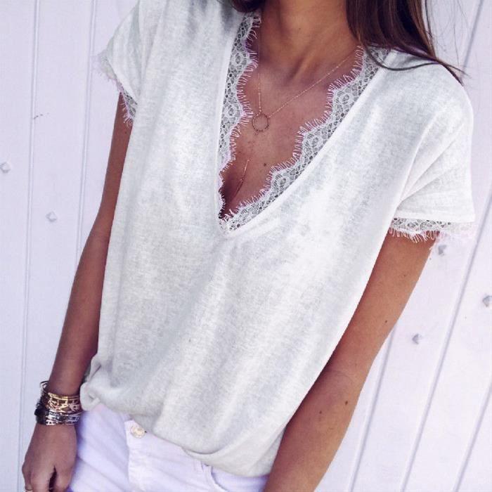 Femmes I Love The 80 S T shirt manches courtes Femme Rétro Pop Star T-shirts Top