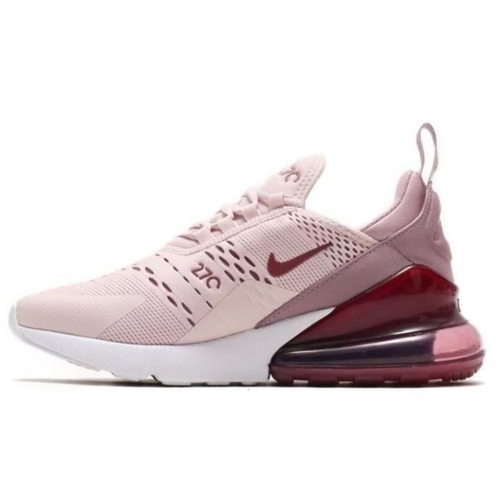 release date best deals on preview of Nike Air Max 270 Chaussure pour Femme Rose - Achat / Vente ...