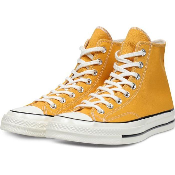 converse all star homme jaune