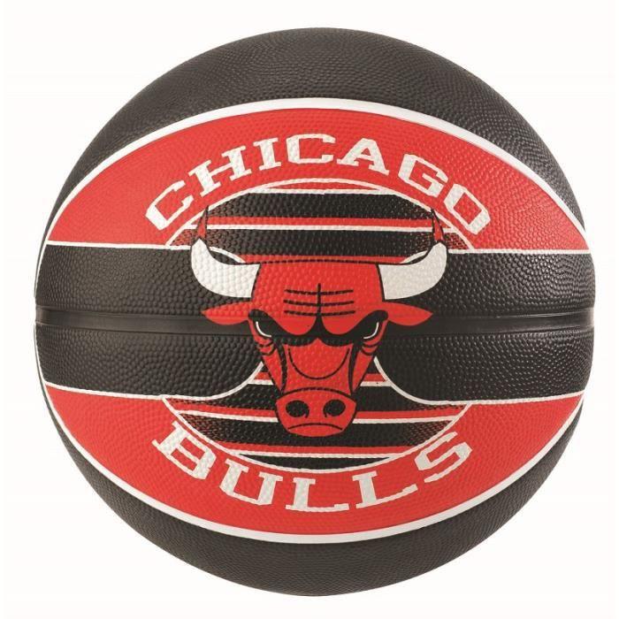 Spalding San Antonio Spurs Basketball-Ballon Mixte
