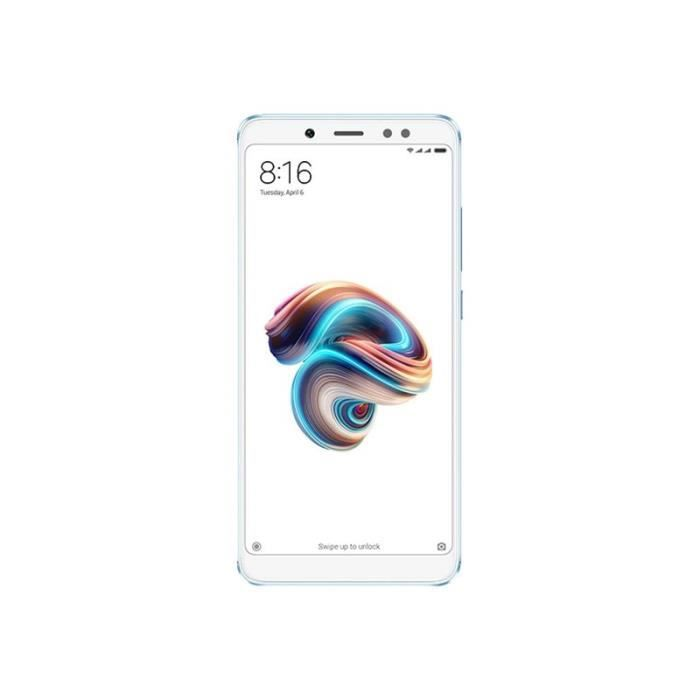 SMARTPHONE Xiaomi Redmi Note 5 Smartphone double SIM 4G LTE 3
