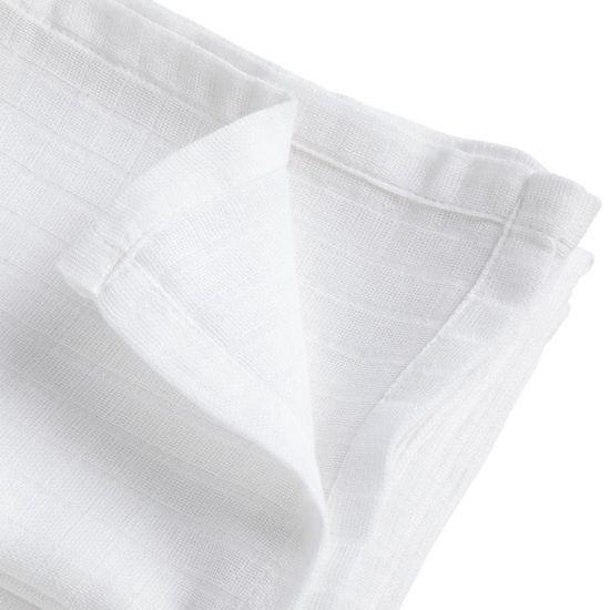 Al/èse en coton biologique Babycalin Bio 40x80 cm