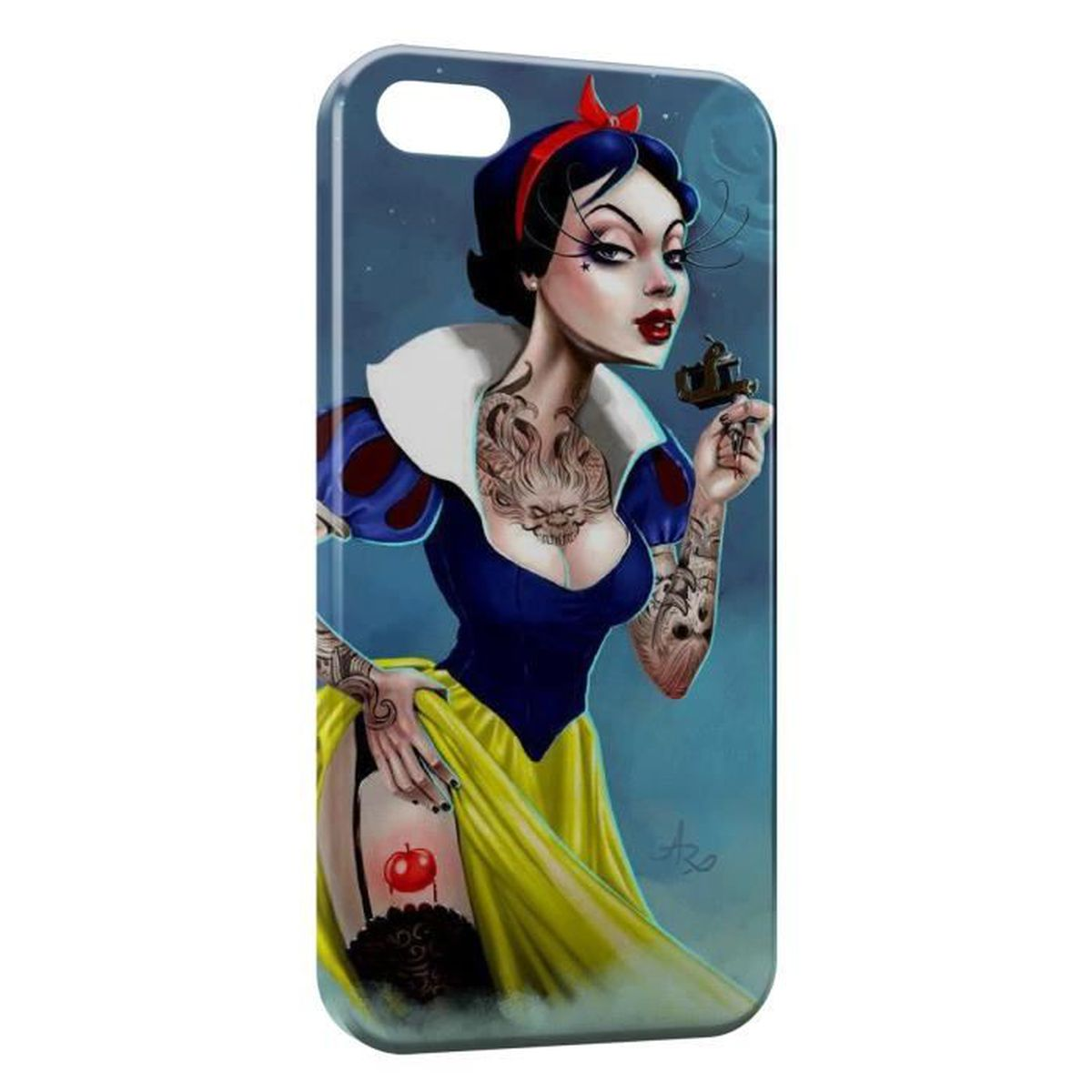 coque iphone 5 tattoo