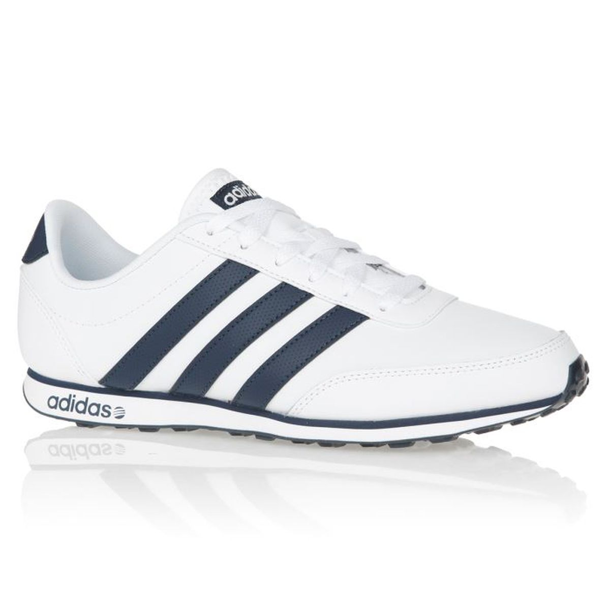 Adidas V Originals Et Chaussures Baskets Neo Racer Blanc Homme 29WEDHYI