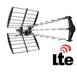 ANTENNE RATEAU Antenne UHF 27 éléments avec filtre LTE