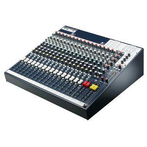 TABLE DE MIXAGE SOUNDCRAFT Table de mixage analogique