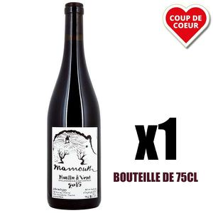 VIN ROUGE X1 Mammouth Rouge 2015 75 cl Domaine Balagny Julie