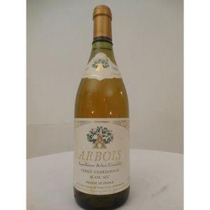 VIN BLANC arbois delhaize le lion chardonnay blanc 1993 - ju