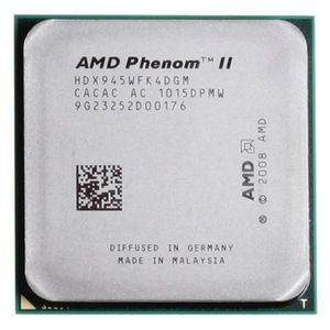 PROCESSEUR AMD Phenom II X4 945 quad-core processeur 3.0Ghz