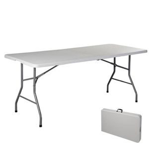 Grande table pliante achat vente grande table pliante for Grande table pliante ikea