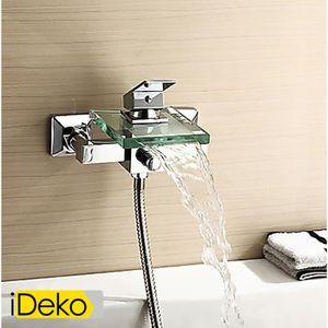 ROBINETTERIE SDB iDeko® Robinet Mitigeur robinet de baignoire casca