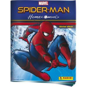 CARTE A COLLECTIONNER SPIDERMAN 6 HOME COMING Album