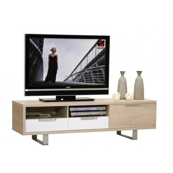 promos sur les meubles tv soldes 82 discount total. Black Bedroom Furniture Sets. Home Design Ideas