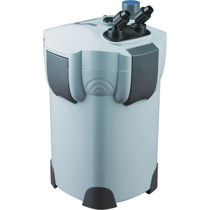 Filtre extérieur d'aquarium jusqu'à 1000l/h avec stérilisateur 9W CUV