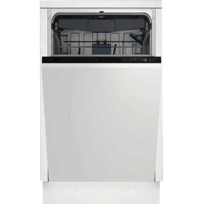 Beko PDIS28120 Lave-Vaisselle Intégrable Etroit