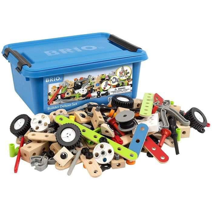 BRIO - Builder - Coffret Deluxe Builder