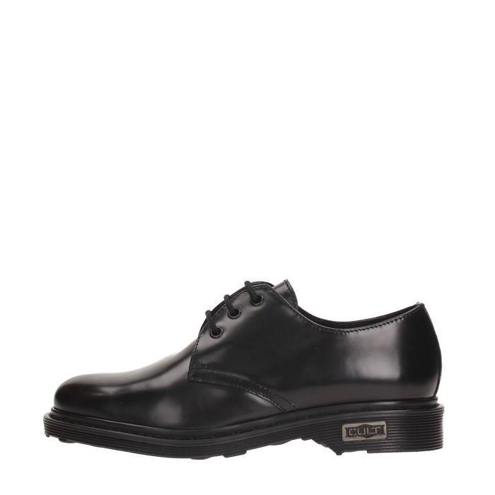 Cult Chaussures à Lacets Femme BLACK, 39