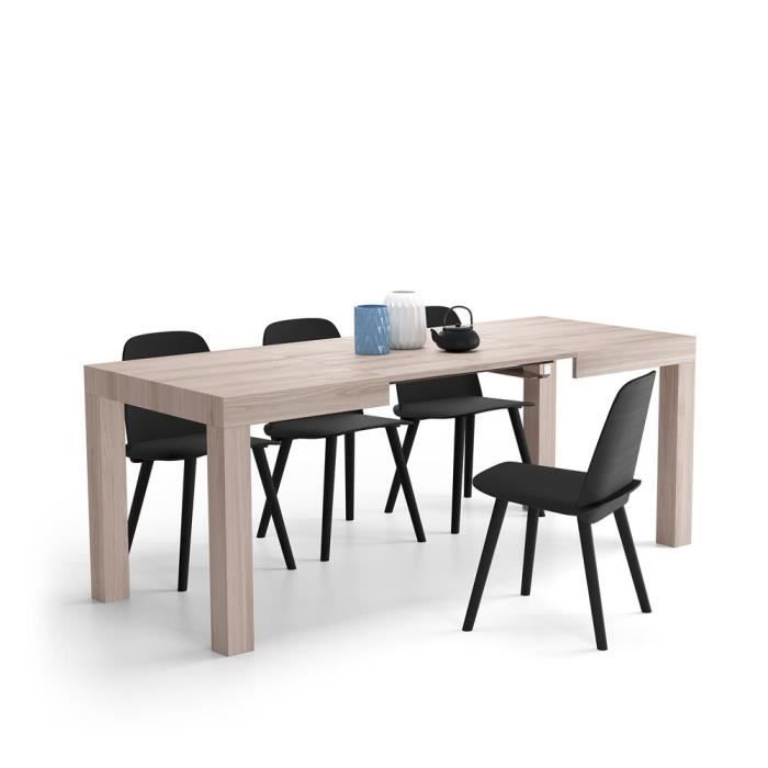 Mobili Fiver, Table Extensible Cuisine, First, Orme Perle