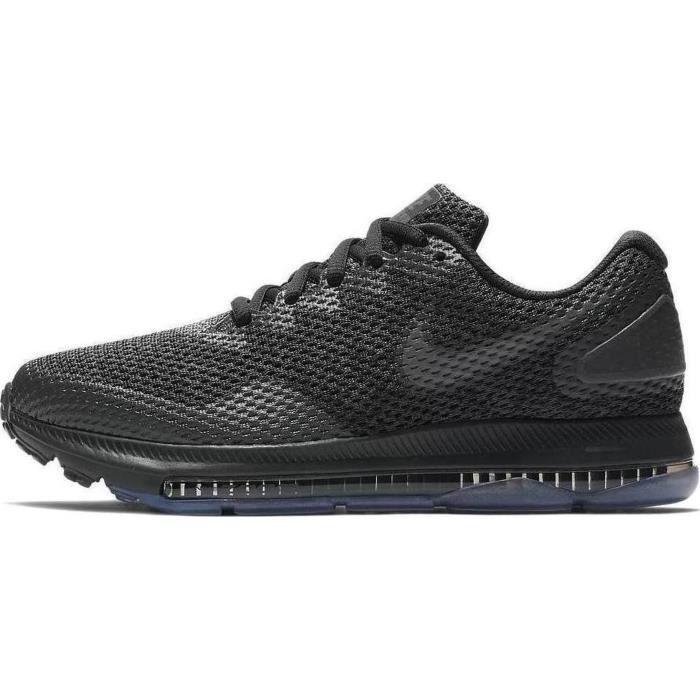 Nike Chaussures de course à pied noires pour femmes JGEB9 Taille-38 1-2