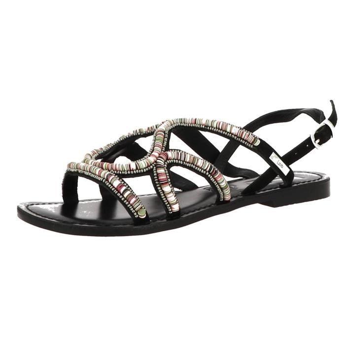 sandales / nu-pieds alya femme les petites bombes alya