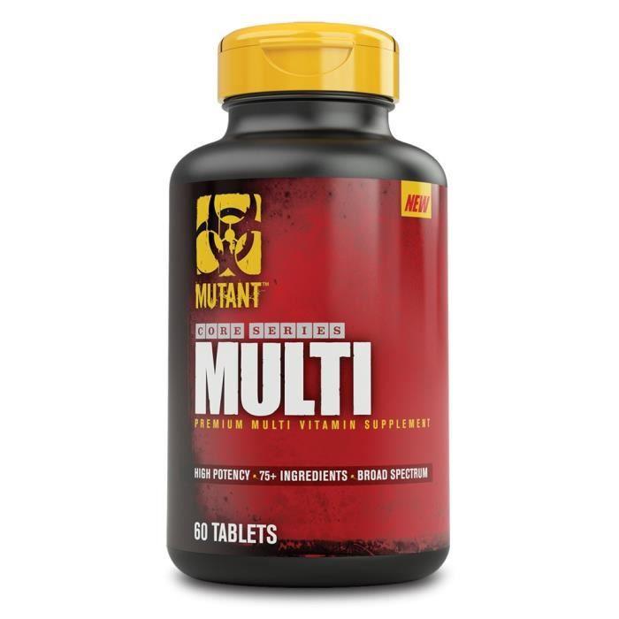 Mutant - Mutant Multi 60 tabs -