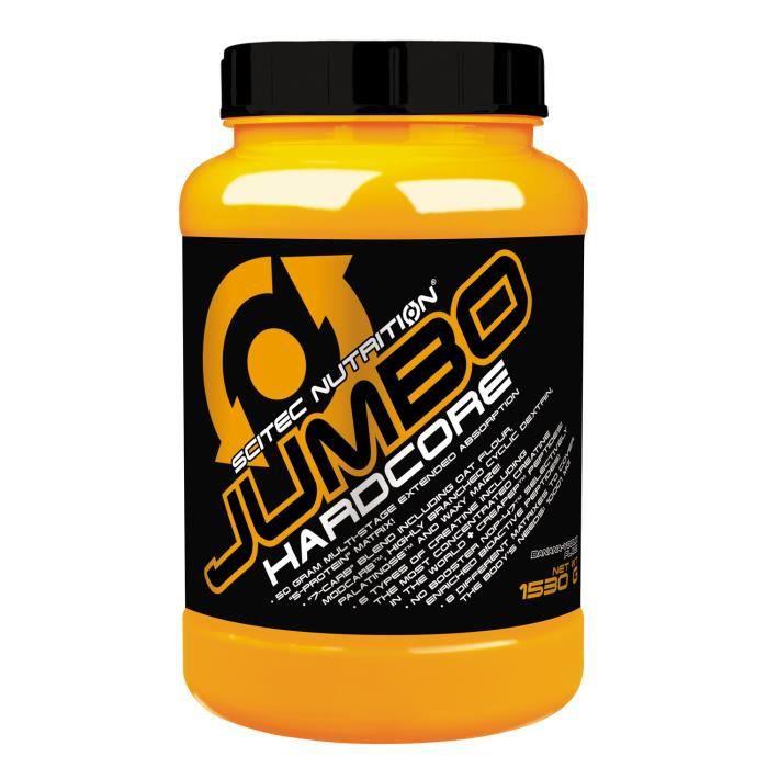 Jumbo Hardcore 1.53Kg SCITEC (Chocolat Blanc)