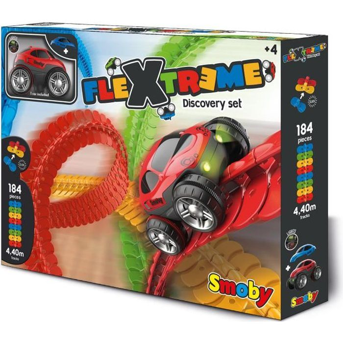 FleXtreme Set Decouverte - SMOBY