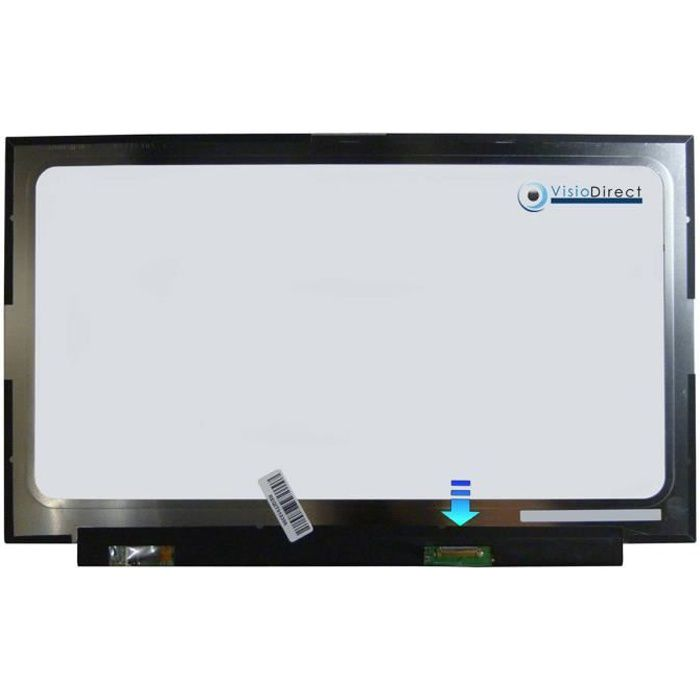 Dalle ecran 14LED pour ASUS VIVOBOOK FLIP 14 TP401MA ordinateur portable 1920X1080 30pin 315mm sans fixation